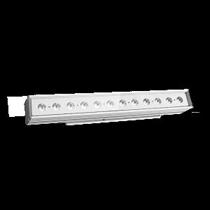 ARC LINE MINI,Линейный LED прожектор, архитектурный светильник, Wall washer, трек, подсветка фасада