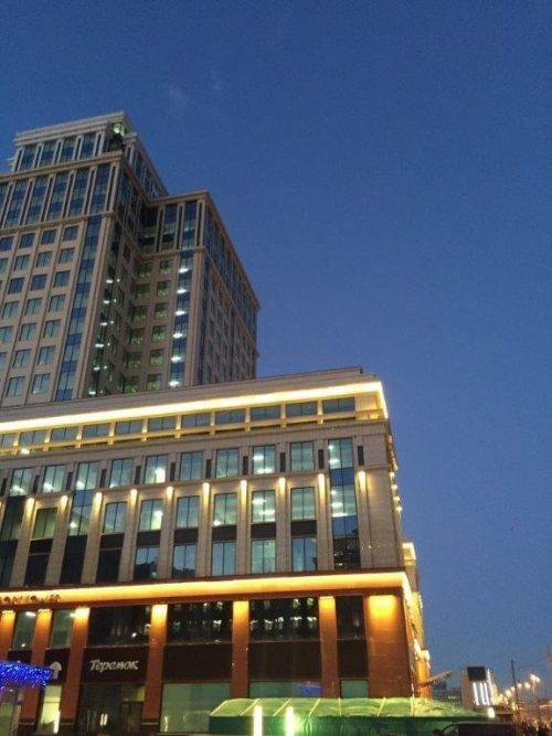 Линейный архитектурный светильник, , ARC Line Five