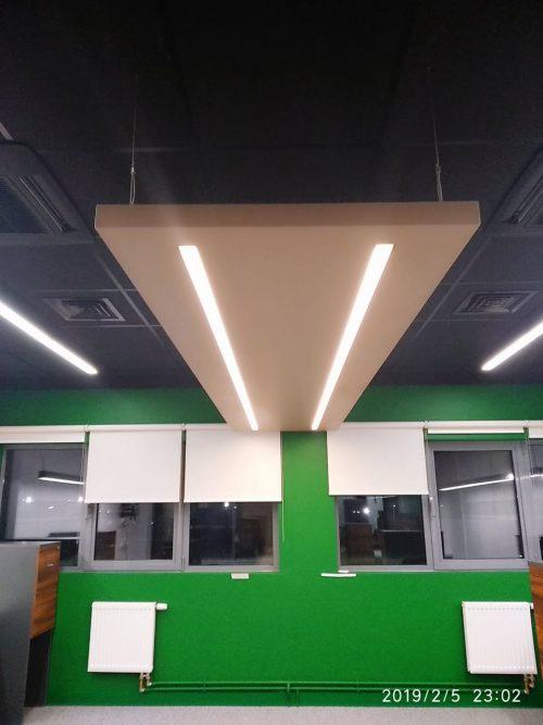 Линейный светодиодный светильник, подвесной, LED светильник, линия света, ретейл светилник, торговый светилник, светильник для офиса, офисный светильник, линейный, профиль, алюминевый профиль, освещение торговых площадей, освещение склада, подсветка магазина