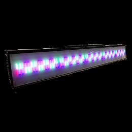Заливка сцены, сценический прожектор, дискосвет, светомузыка, рампа, LED рампа, театральная рампа, светодиодная рампа, заливка сцены, RGBW прожектор, RGBW заливка сцены, KINOFLO, кинофло, студийный свет, студийный свет RGBW, LED Treack max, Ondelight, линейный светильник
